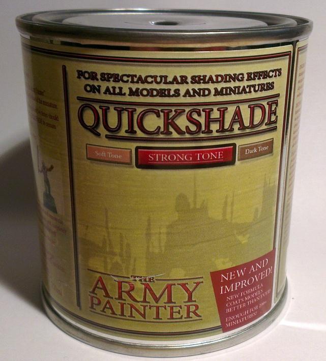 quickshade dip strong tone - Quick Shade