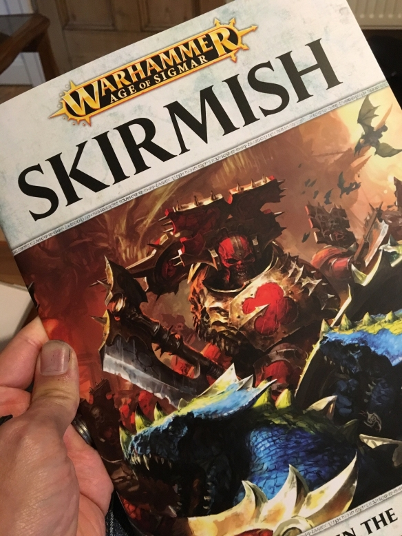 Age of Sigmar Skirmish rules
