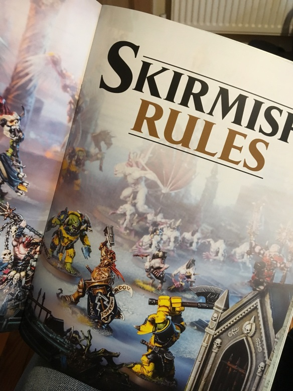 Skirmish Rules