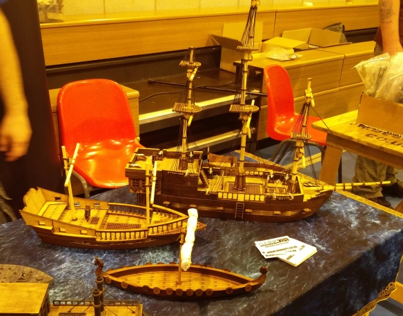 Dark Ops MDF Boats