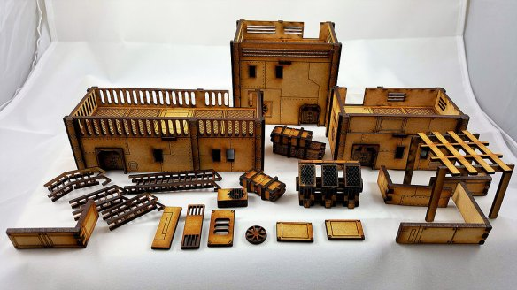 Laser Cut Architect