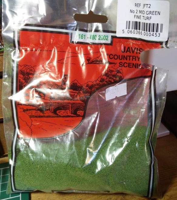 Jarvis Mid Green Fine Turf