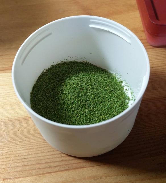 Tub O' Grass
