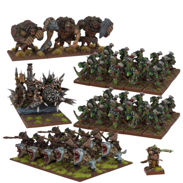 Mantic Goblins from the Mantic Webstore